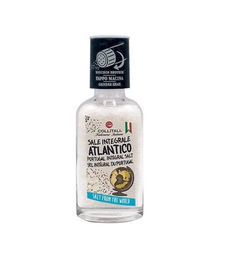Atlantico Portugal Rock Integral Salt - 120gr