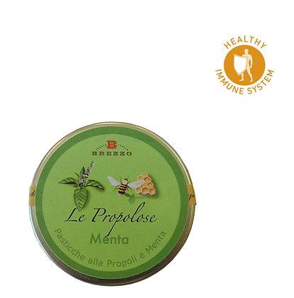 Propoli E Tablets Mint Flavour 35gr