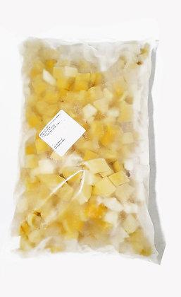 Diced Mango Fruit - 2.5 KG