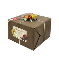 Gourmet Panettone Flamigni Pear and Dark Chocolate - 1 kg
