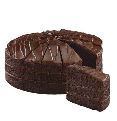 Fudge Chocolate Cake - 2 kg