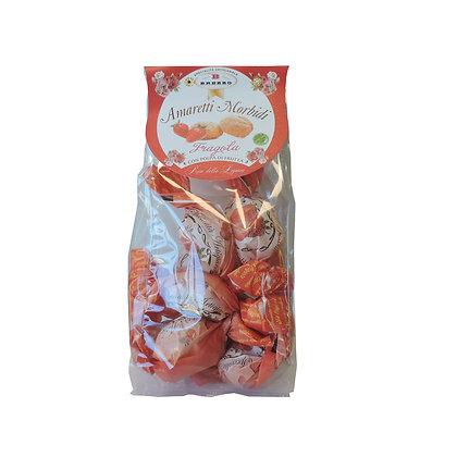 Soft Amaretti Strawberry Flavour 150gr