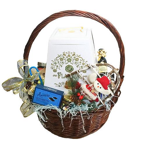 Gift Box Hamper Pandoro