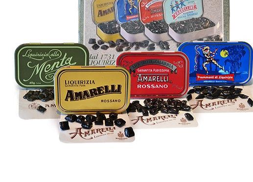 Amarelli Licorice Assorted Tin