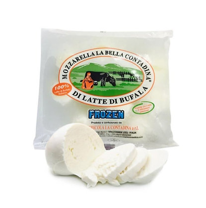 100% Buffalo Milk Mozzarella Campana 200gr 1 bag
