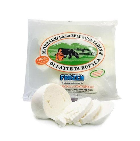 100% Buffalo Milk Mozzarella Campana 200gr 1 bag
