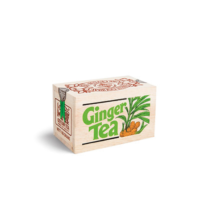 Gingerceylon Ginger Tea 100g