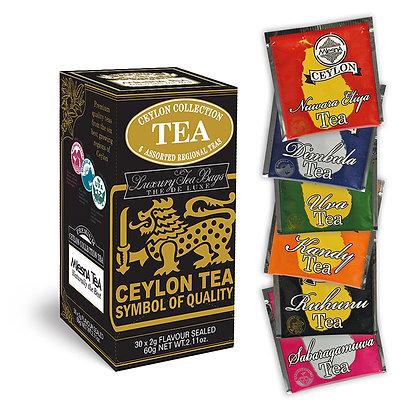 Single Origin Ceylon Tea Collection 30x2gr