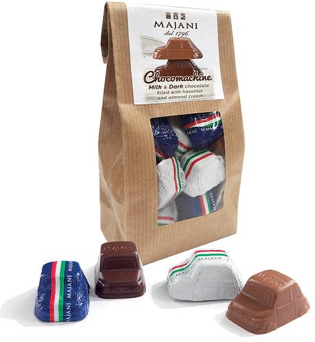 MAJANI FIAT Cinquini Assorted Dark & Milk Chocolates  - 180gr
