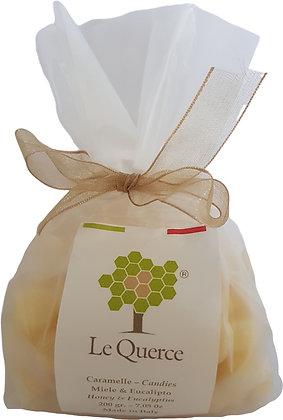 Honey & Eucalyptus Candies