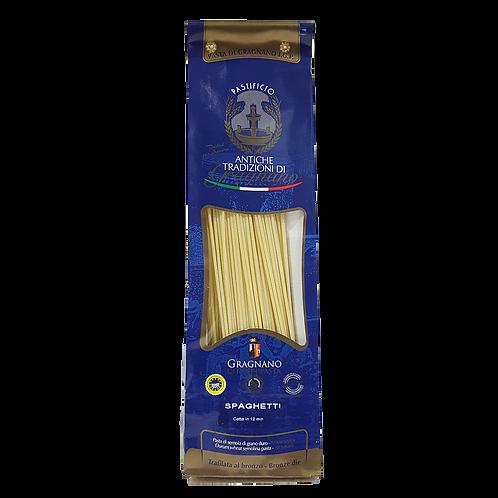Spaghetti - Durum Wheat Semolina Pasta - 500gr