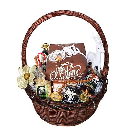 Italian Delice Gourmet Gift Box Hamper Festivity Basket