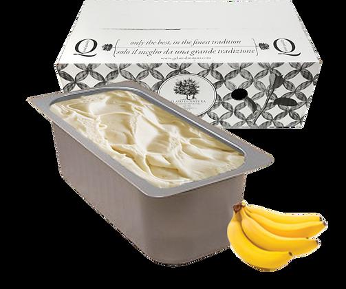 Banana Gelato Ice Cream - 5lt