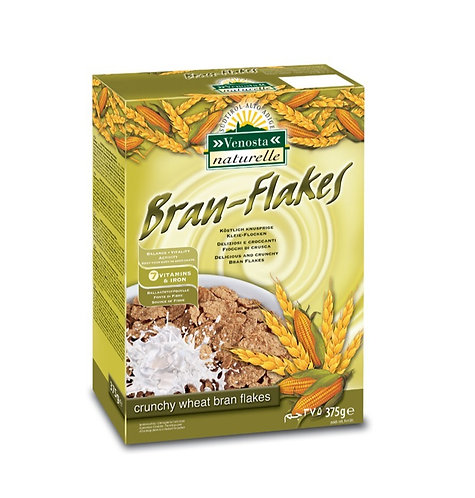 All-Bran Delicious and Crunchy Bran - Flakes rich in natural fibre