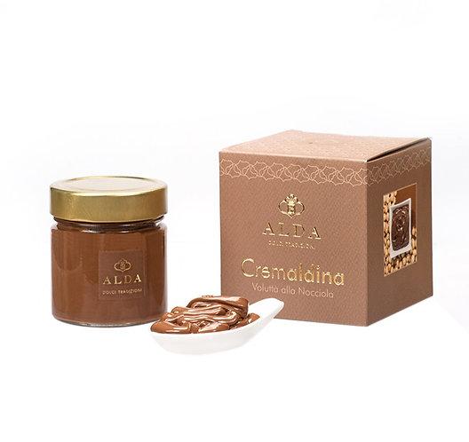 "ALDA ""Nocciola"" Cream of Giffoni - Piemonte IGP  Hazelnuts 45% - 200gr"