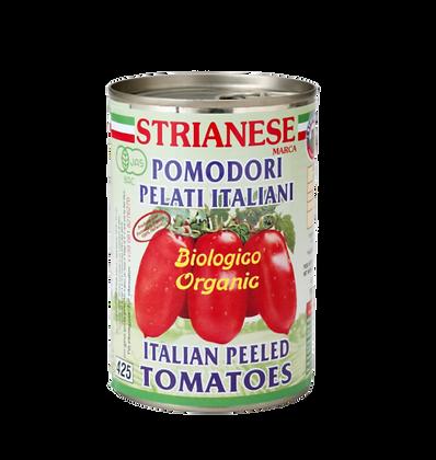 Biologic Organic Italian Peeled Tomatoes - Strianese - 400gr