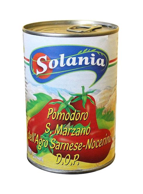 San Marzano Peeled Tomato D.O.P. - 400gr