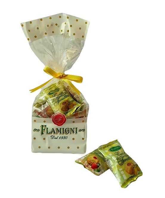 Flamigni Fruit Filled Pastries - 220gr