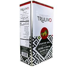 Blend of Spanish Oil with Extra Virgin Olive Oil - Trulivo 4 l.