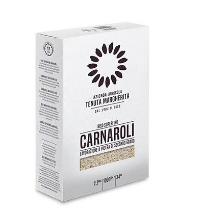 Stone Ground - Superfino Carnaroli Rice Vacuum Pack 1kg