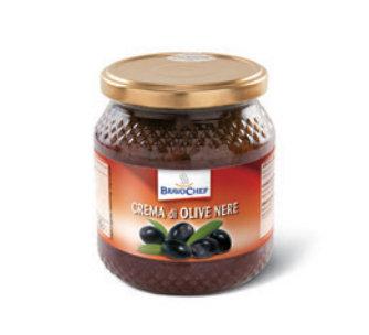 Black Olives Pate Cream  - 550gr.
