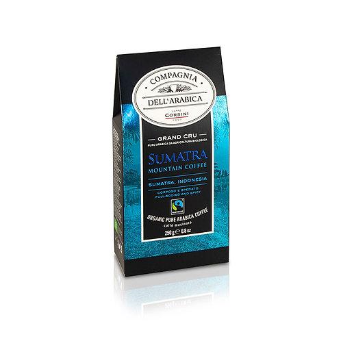 Sumatra Organic Mountain Coffe Grand Ecru 250gr Packet - Ground