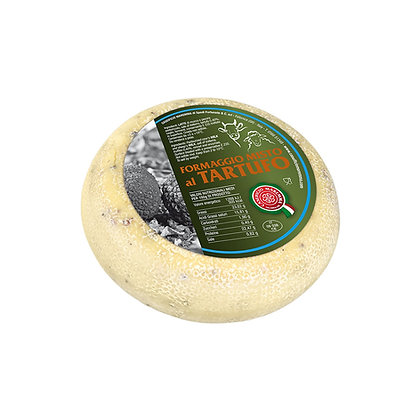 Mini cheese withTruffle Mixed milk (cow and sheep) 600gr