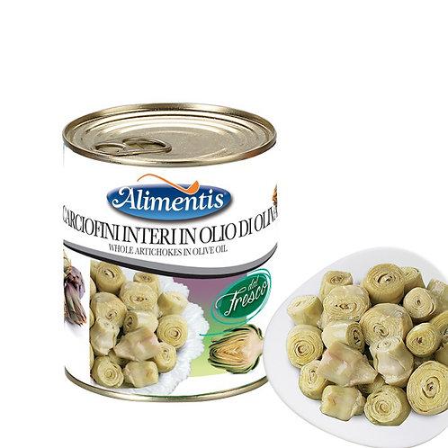 Whole Artichokes in Brine - ALIMENTIS - 2.5kg
