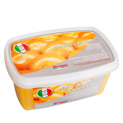 Mandarin Fruit Puree - 1kg