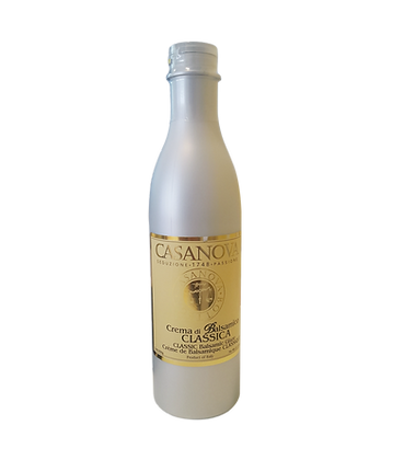 Balsamic Classic Cream Glaze in PET Bottle - Classic 600 gr.