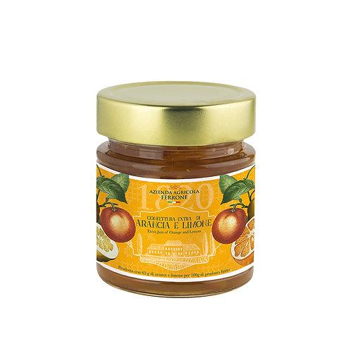 Premium Jam Orange and lLemon 200gr