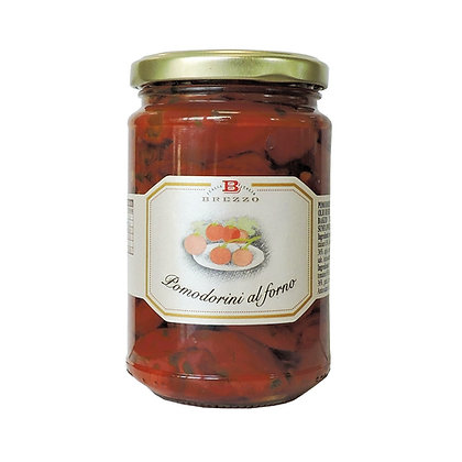 Oven Baked Cherry Tomato In Seeds Oil - 280gr