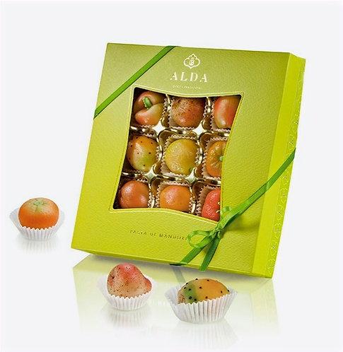 Le Primizie ALDA - Marzipan Fruits - Gift Box  240gr
