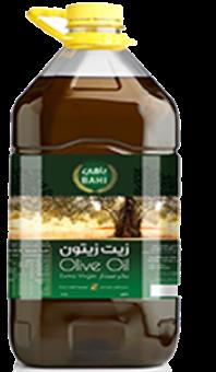 Bahi Virgin Olive Oil 5000ml
