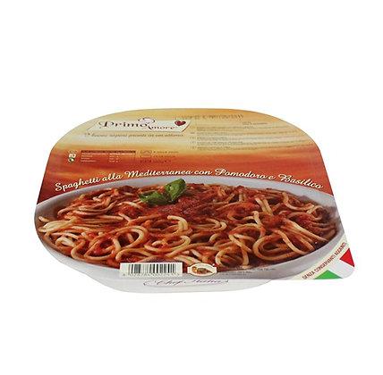 Spaghetti (Tomato sauce & Basil) - 300gr