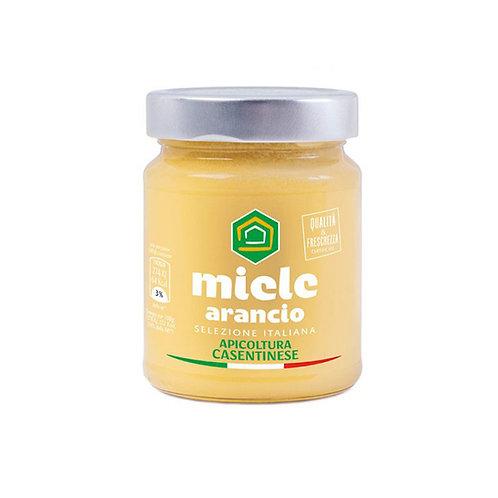 Organic Orange Blossom Italian Honey 350 gr