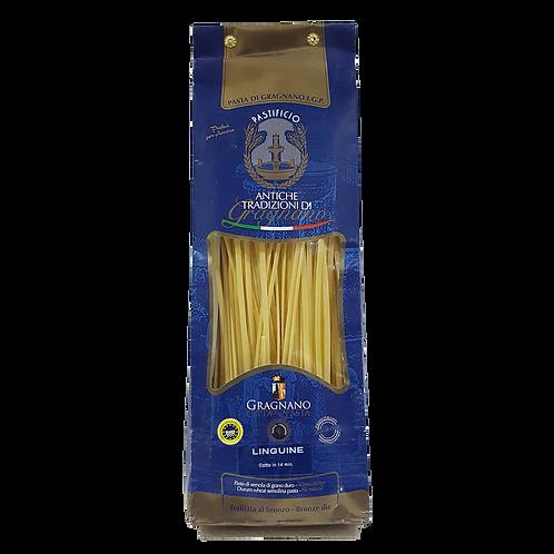 Linguine - Durum Semolina Pasta of Gragnano