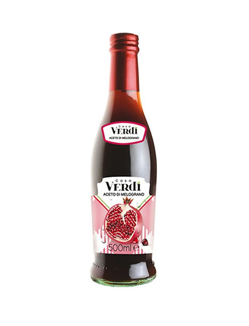 "POMEGRANATE VINEGAR - ""CASA VERDI"" 5% acidity 500ml"