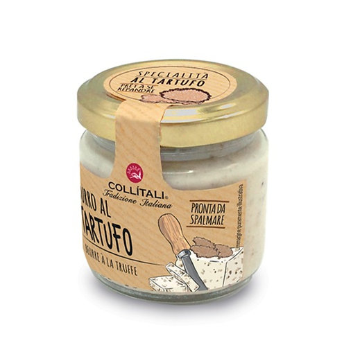 Butter with Summer Truffle - 80gr