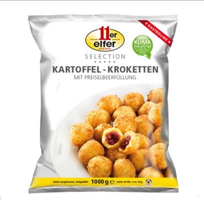 Cranberry Potato Croquettes 1kg