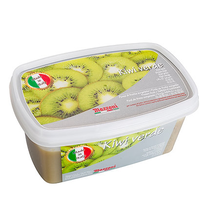 Kiwi Fruit Puree - 1kg