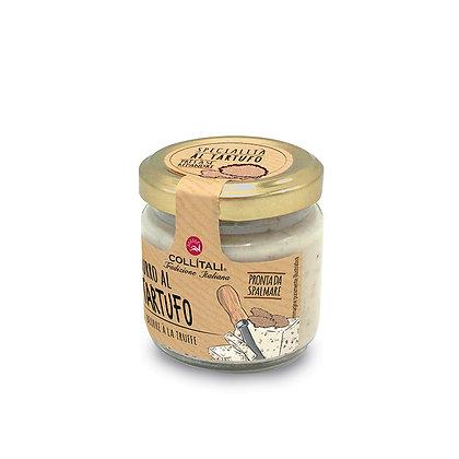 Parmigiano cream with white truffle 80gr