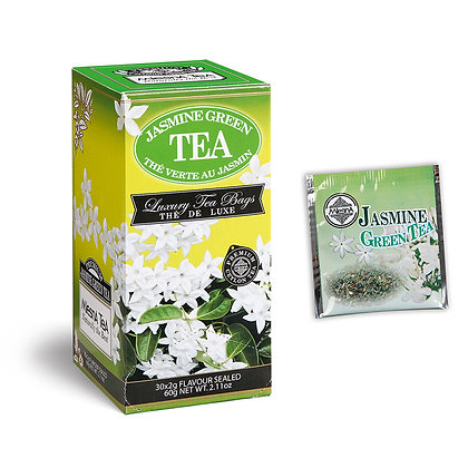 Green Tea Jasmin 30x2gr