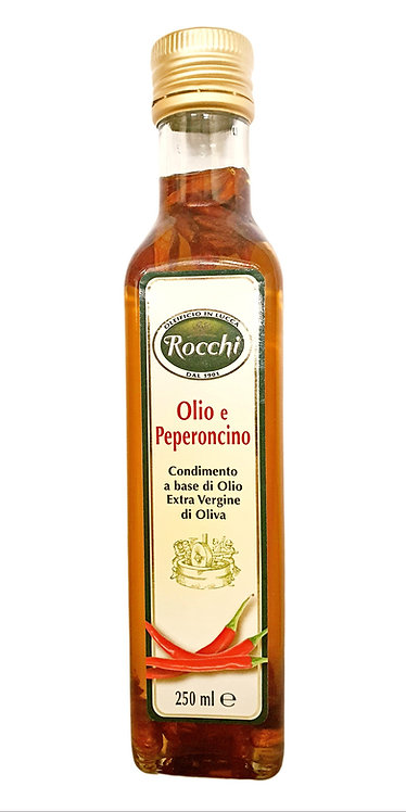 Extra Virgin Olive Oil with Chili -  250ml