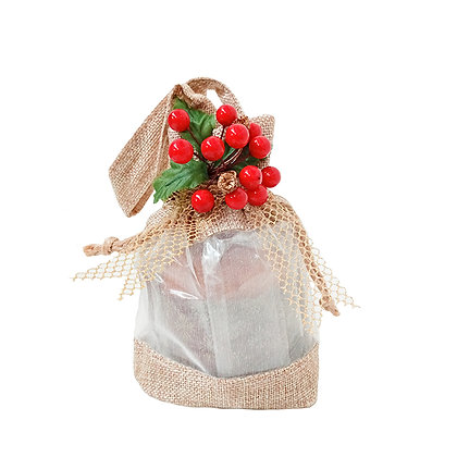 Gourmet Gift Bag with small Panettone