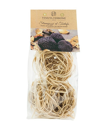 Strangozzi Italian Artisan Pasta With Truffles 250gr