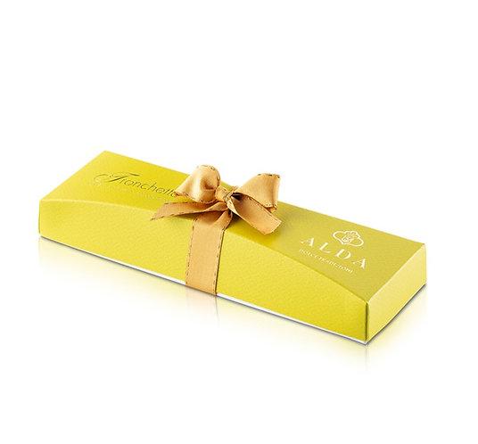 ALDA - Tronchetto Milk Chocolate  Almonds - 250gr