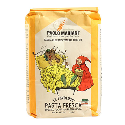 Type 00 special flour for fresh pasta - 1kg