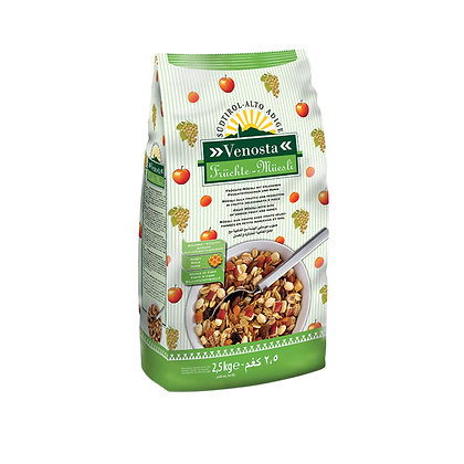 Muesli with Fruits & Honey - 1kg