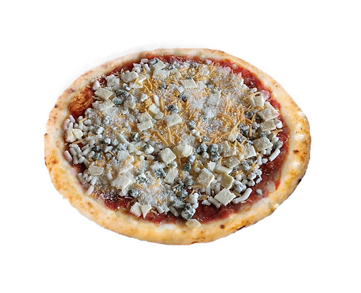 FOUR CHEESES PIZZA